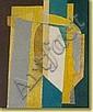 Louis Van Lint (1909-1987) École belge Huile sur, Louis