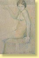 Jean Jacques Gailliard (1890-1976) École belge