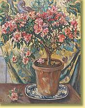 Jules Postel (1867-1955) École belge Huile sur