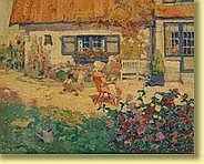 Roméo Dumoulin (1883-1944) École belge Huile sur