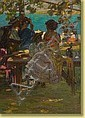 Pedro Ribera (1867-1932) École espagnole frança, Pedro (1867) Ribera, Click for value