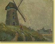 Victor Mignot (1872-1944) École belge Huile sur