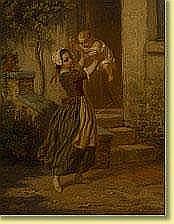 Henri Dillens (1812-1872) École belge Huile sur
