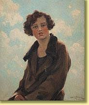 Ludovic Janssen (1888-1954) École belge Huile sur