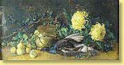 | Berthe Art (1857-1934) École belge Pastel sur