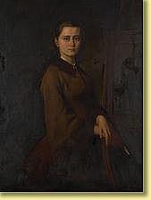 Camille Venneman (1827-1868) École belge Huile sur