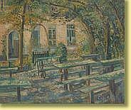 Pierre Scoupreman (1873-1960) École belge Huile
