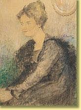 Carlo Van Her (1884-1960) École belge Technique