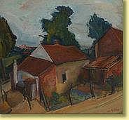 Charles Dehoy (1872-1940) École belge Huile sur