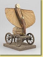 Jephan De Villiers (1940-) École belge Sculpture