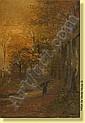 Willem Delsaux (1862-1945) Ecole belge Huile sur, Willem Delsaux, Click for value