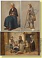 Charles Tschaggeny (1815-1894) Ecole belge Huiles, Charles Philogène Tschaggeny, Click for value