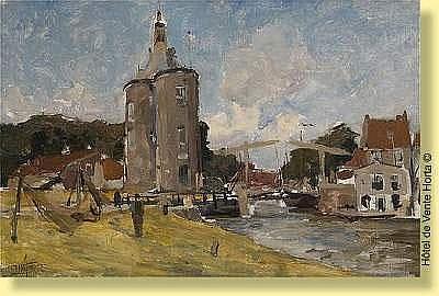 Hendrik Willbrord Jansen (1855-1908) Ecole