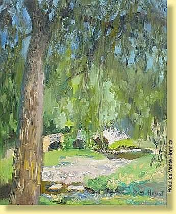 Marie Howet (1897-1984) Ecole belge Huile sur