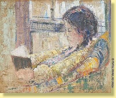 Marcel Jefferys (1872-1924) Ecole belge Huile sur