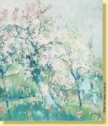 Victor Creten (1878-1966) Ecole belge Huile sur
