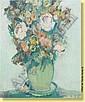 Victor Creten (1878-1966) Ecole belge Gouache sur, Victor Creten, Click for value
