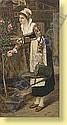 Victor Lagye (1829-1896) Ecole belge Huile sur, Victor Lagye, Click for value
