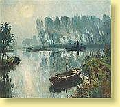 Pieter Gorus (1881-1941) Ecole belge Huile sur