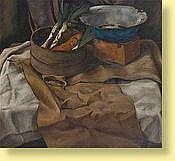 Jules Boulez (1889-1960) Ecole belge Huile sur