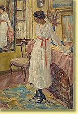 Charles Viane (1876-1939) École belge Huile sur