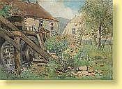Victor Uytterschaut (1847-1917) Ecole belge