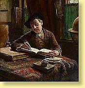 Léon Brunin (1861-1949) Ecole belge Huile sur