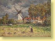 Isidore Verheyden (1846-1905) Ecole belge Huile