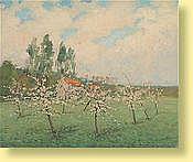 Albert Bailly (1897-1964) École belge Huile sur