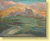 Charles Swyncop (1895-1970) École belge Huile sur