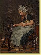 Adrien Jean Madiol (1845-1892) École belge Huile