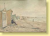 Victor Uytterschaut (1847-1917) École belge