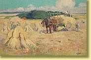 Henri Roidot (1877-1960) École belge Huile sur