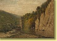Joseph François (1759-1851) École belge Huile sur