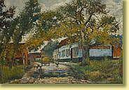 René Clarot (1882-1972) École belge Huile sur