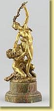 Henri Désiré Gauquié (École française). Sculpture