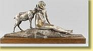 Alexandre Morlon (École française). Sculpture en