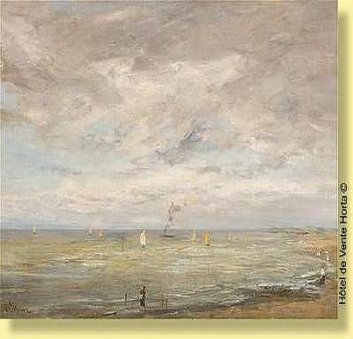Adrien Le Mayeur de Merprès (1844-1923) Ecole