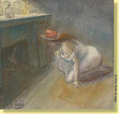 Henri Gabriel Ibels (1867-1936) Ecole française