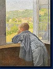 Ludovic BAUES (Maastricht 1864 - Liège 1937) Jeune