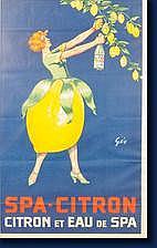 Georges BIERAND dit GEO (Bruxelles 1895-?) Affiche