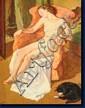 Paul NOLLET (Liège 1911-1996) Femme assoupie Huile, Paul Nollet, Click for value