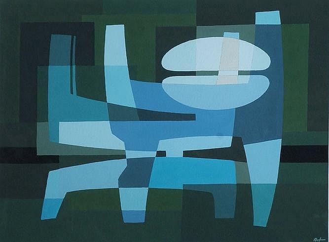 Raymond ART (Ostende 1919 - Liège 1998)