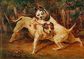 Joseph STEVENS (Bruxelles 1816-1892)