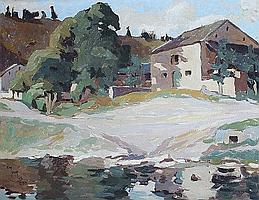 Emmanuel MEURIS (Liège 1894 - Fraipont 1969)