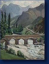 Albert LEMAITRE (Liège 1886 - Melhars/France 1975)