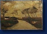 Arsène DETRY (Koekelberg 1897 - Mons 1981) Ciel