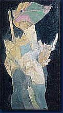 Michel FOUAT (Rocourt 1939) Cristaux de