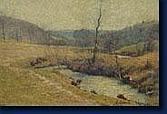 Louis LONCIN (Durbuy 1875 - Waulsort 1946) Le