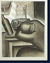 Milo MARTINET (Lausanne 1904 - Liège 1988) La